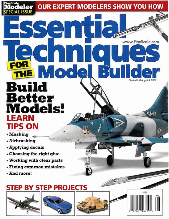 Download Finescale Modeler Special Essential Techniques