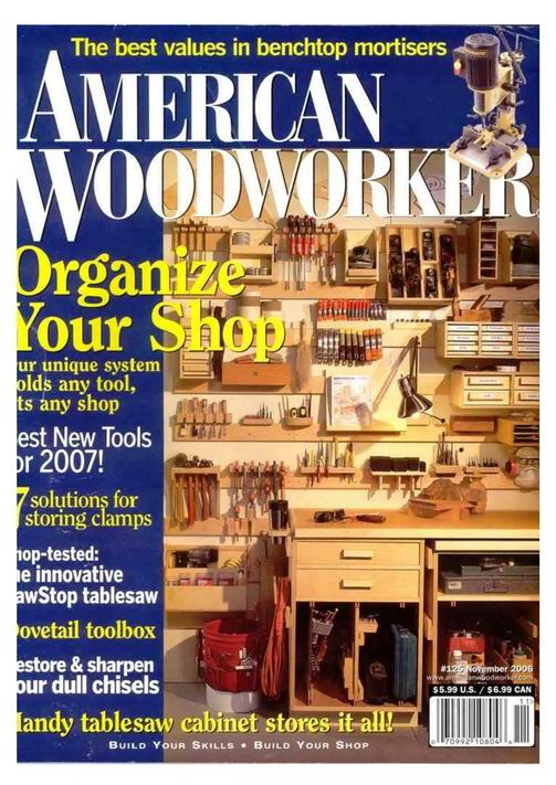 woodworking plans & projects – june 2012 pdf | Popular Woodworking ...