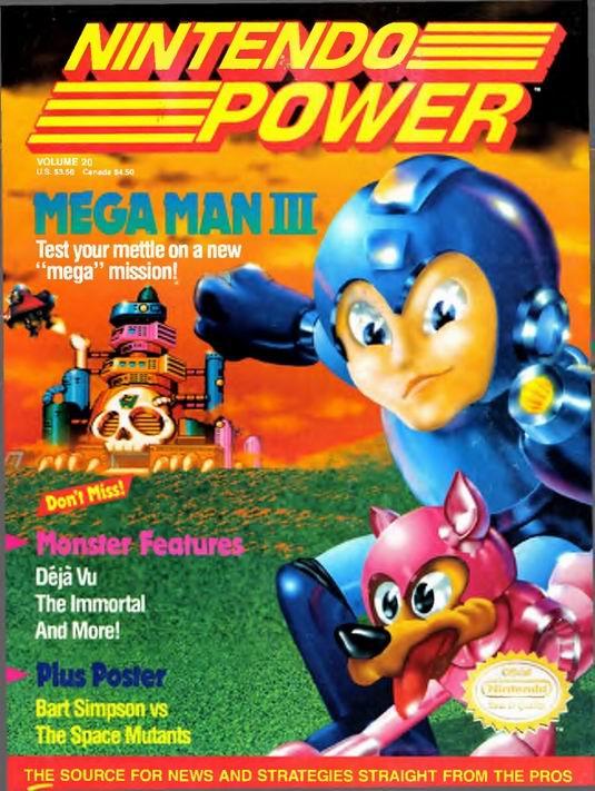 Nintendo Power – January 1991