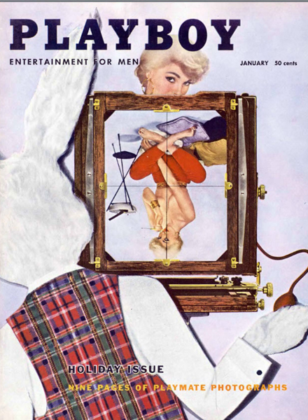 Playboy (USA) - January 1956_01