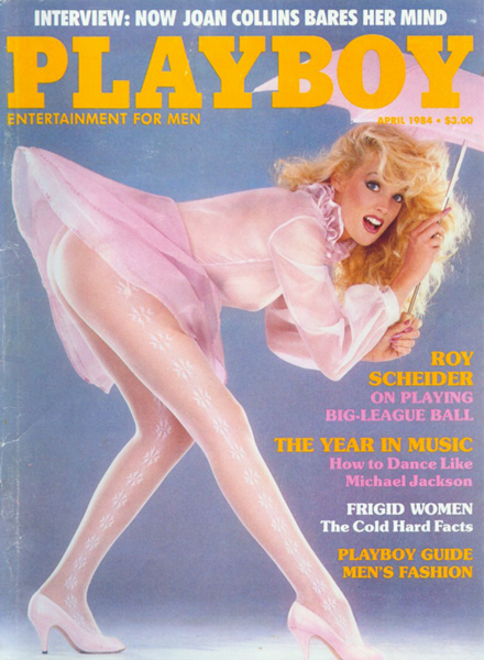 Playboy (USA) - April 1984_01