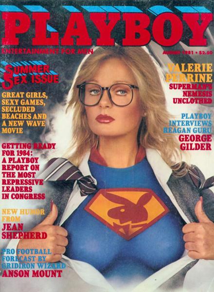 Download Playboy (USA) - August 1981 - PDF Magazine