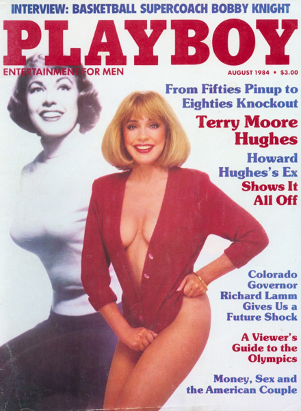 Playboy (USA) - August 1984_01