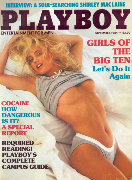 Playboy (USA) - September 1984_01