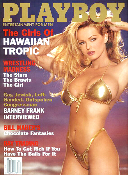 1999 adult july magazine playboy