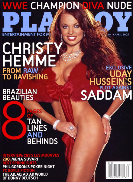 Playboy (USA) - April 2005_01