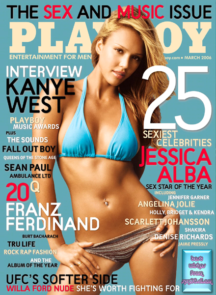 Playboy (USA) - March 2006_01