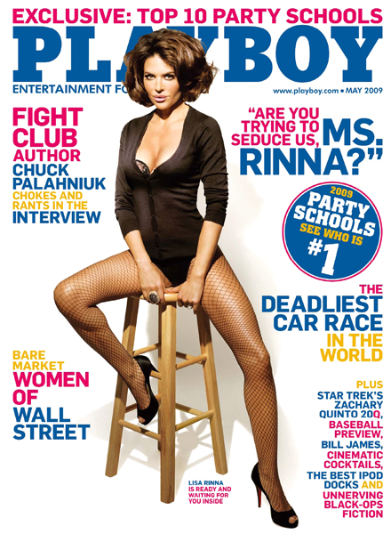 Playboy (USA) - May 2009_01