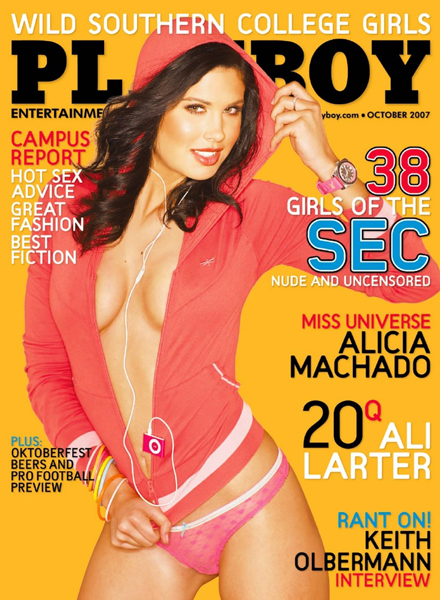 Playboy (USA) - October 2007_01