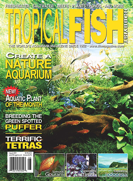 Download Tropical Fish Hobbyist - August 2009 - PDF Magazine
