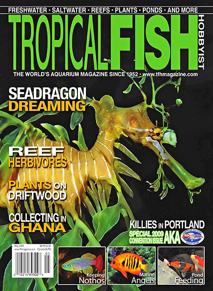 Download Tropical Fish Hobbyist - May 2009 - PDF Magazine