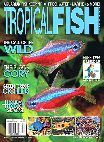 Download Tropical Fish Hobbyist - December 2012 - PDF Magazine