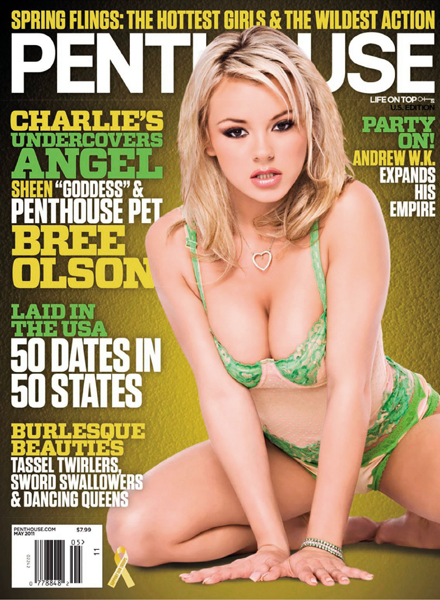 Penthouse (USA) - May 2011_01