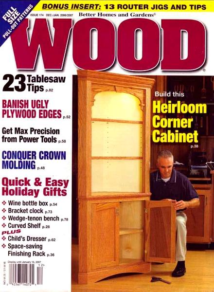 wood magazine pdf november 2006