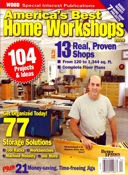 Wood – Magazine Best Home Workshops – 2009