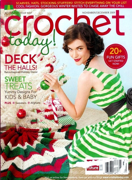 Crochet Today Magazine : Crochet Today Magazine LZK Gallery
