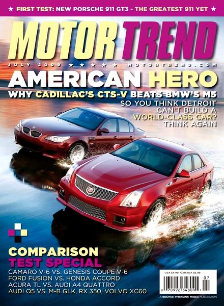 download motor trend july 2009 pdf magazine. Black Bedroom Furniture Sets. Home Design Ideas