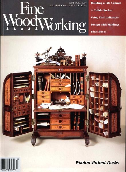 Fine Woodworking – April 1991 #87