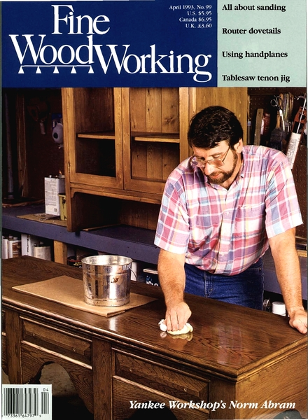 Fine Woodworking – April 1993 #99