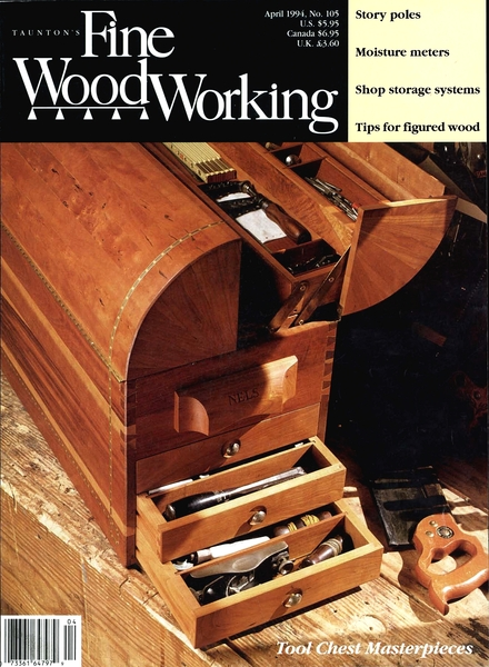 Download Fine Woodworking – April 1994 #105 - PDF Magazine