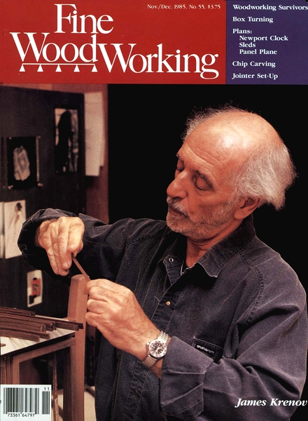 Fine Woodworking – November-December 1985 #55