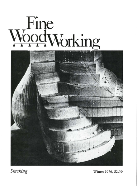 Download Fine Woodworking – Winter 1976 #5 - PDF Magazine