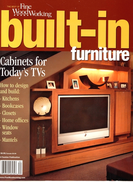 Fine Woodworking – Built in Furniture