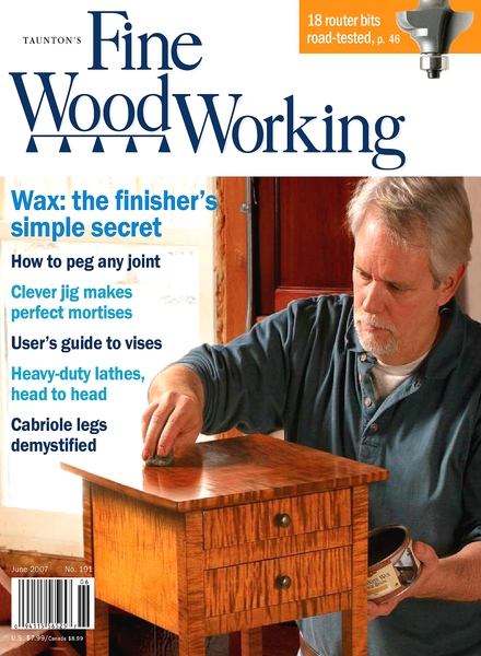Diy woodworking vise, Fine Woodworking Magazine Archive ...