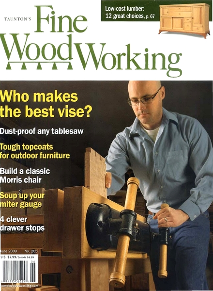 Fine Woodworking - June 2009 #205