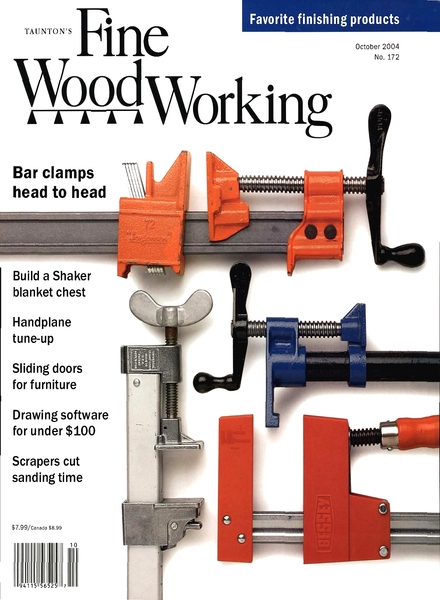 Fine Woodworking - October 2004 #172