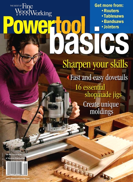 Fine Woodworking – Power Tool Basics