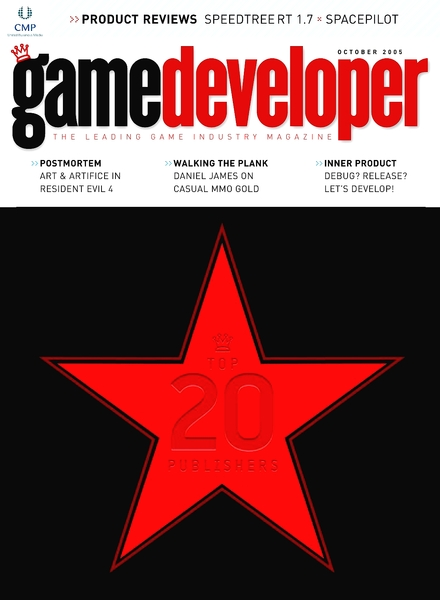 game developer magazine essay Below is the full post mortem interview game developer magazine conducted with swery and the access games staff back in august 2010 it's a great read for any deadly premonition fan.