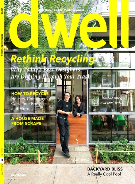 Download Dwell February 2011 PDF Magazine