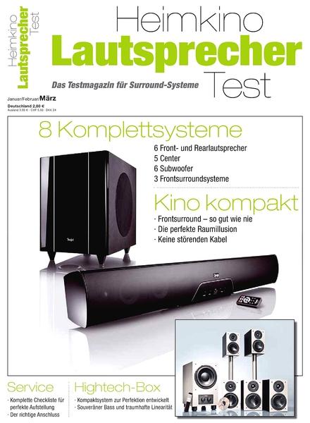 Download Heimkino (Germany) – Lautsprecher Test 2010