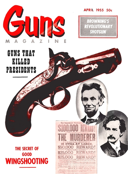 Guns Magazine * April 1983 * H and R Swing Out Revolver, A-1 Carbine