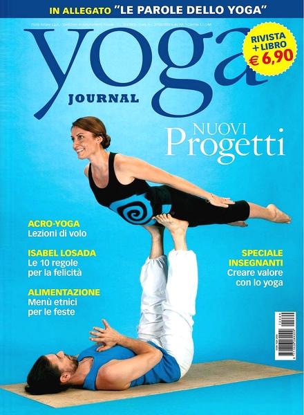download yoga journal italy december 2012 january 2013 pdf magazine. Black Bedroom Furniture Sets. Home Design Ideas