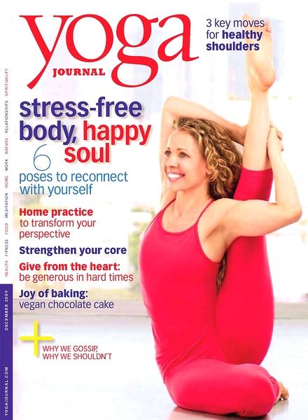 download yoga journal usa december 2009 pdf magazine. Black Bedroom Furniture Sets. Home Design Ideas