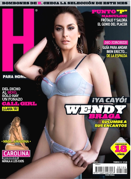 Download H para Hombres Extremo – February 2010 - PDF Magazine