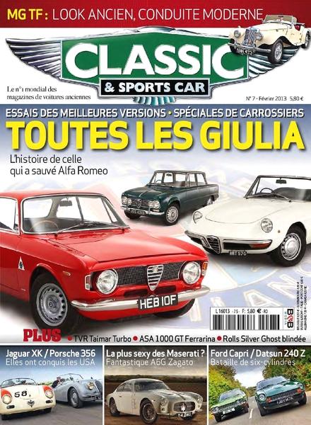 download classic sports car france february 2013 pdf magazine. Black Bedroom Furniture Sets. Home Design Ideas