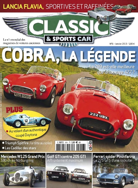 download classic sports car france january 2013 pdf magazine. Black Bedroom Furniture Sets. Home Design Ideas