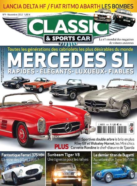 download classic sports car france november 2012 pdf magazine. Black Bedroom Furniture Sets. Home Design Ideas