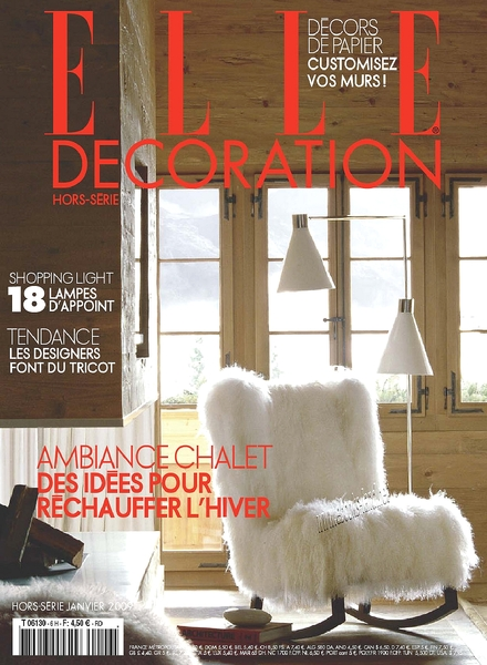 Download elle decoration france hors serie january for Elle decoration france
