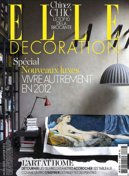 Download Elle Decoration France Hors Serie January