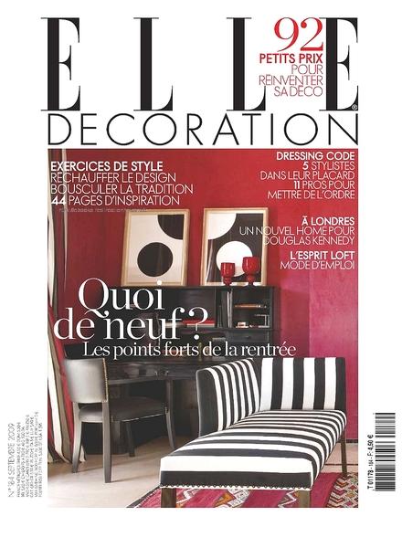 Download Elle Decoration France September 2009 Pdf