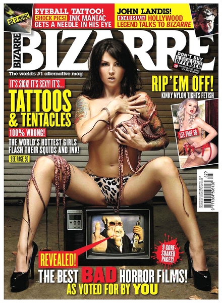 Download Bizarre Magazine Pdf 102
