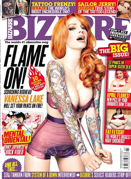Download Bizarre Magazine Pdf 74