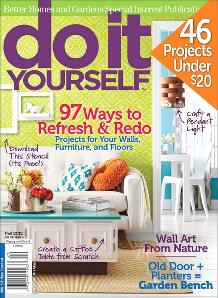Download Do It Yourself Fall 2012 Pdf Magazine
