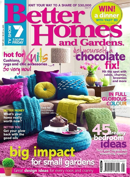 Download better homes gardens australia may 2011 Bhg australia