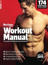 Men's Fitness - Workout Manual 2013