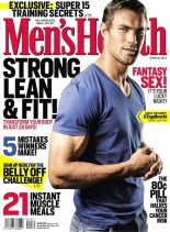 Men's Health (South Africa) - March 2013